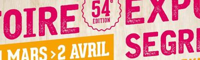 54ème Edition de la Foire Expo de Segré